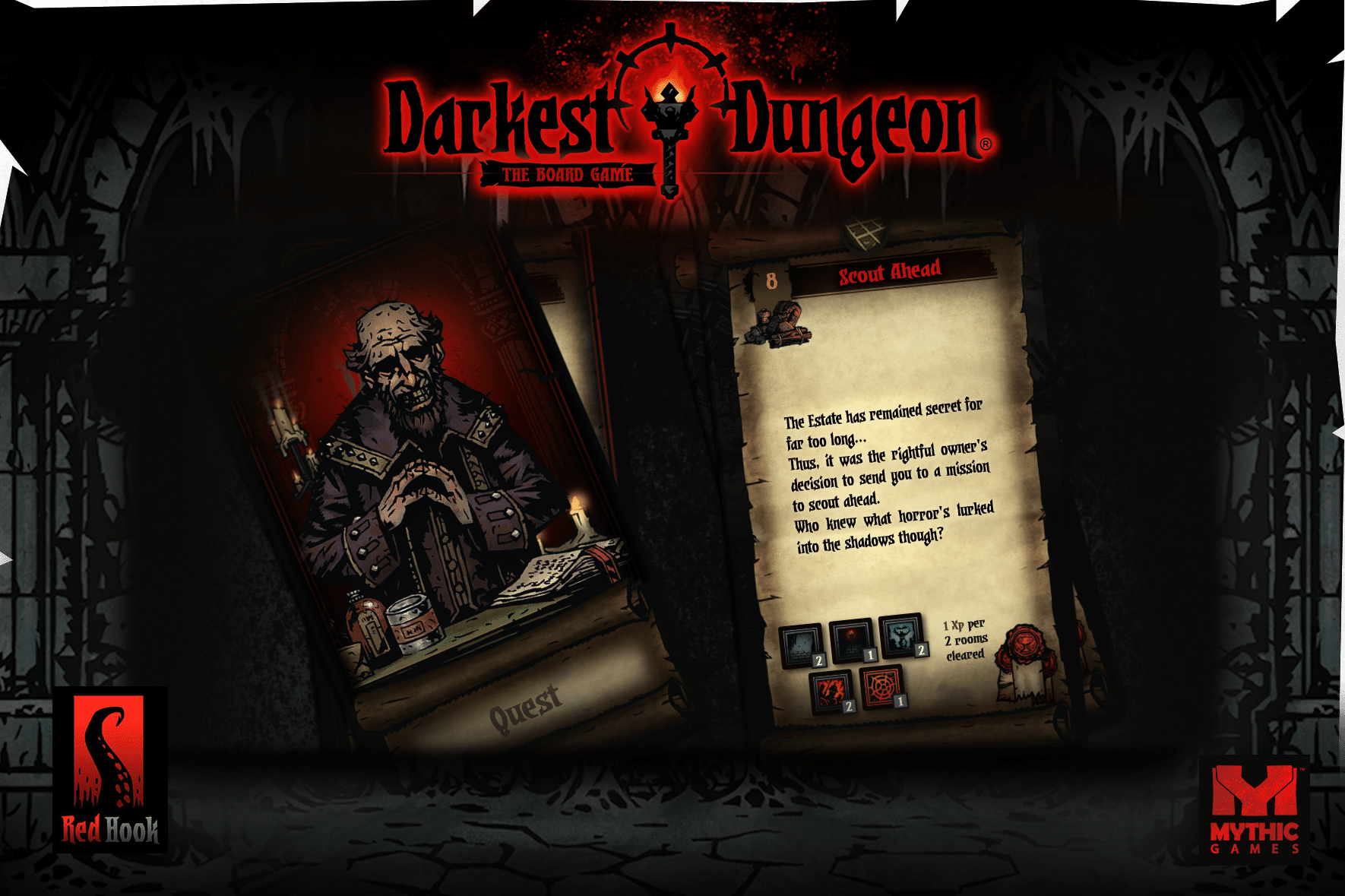 Darkest Dungeon:Questing and Exploration