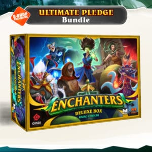 Enchanters: Ultimate Pledge FR